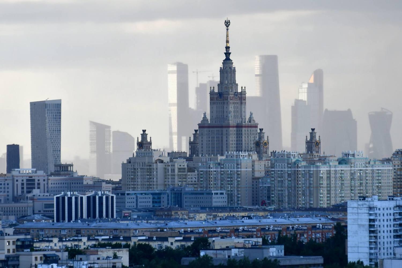 «Москва-Сити». Архитектура будущего, © Елена Николаева, 1 место в номинации «Пейзаж», Фотоконкурс «Планета Москва»