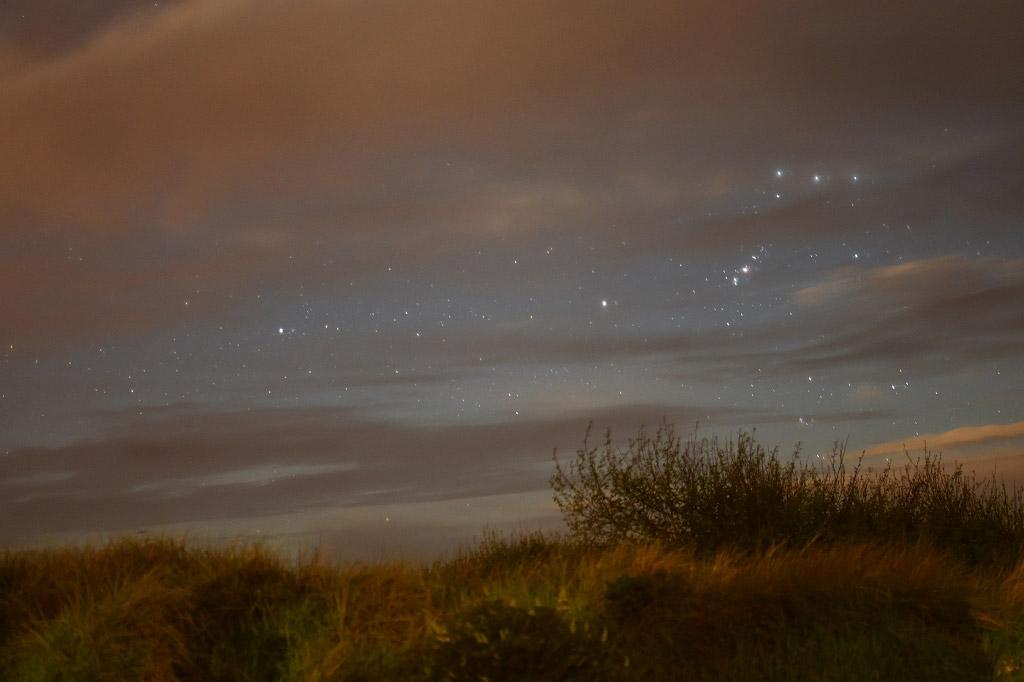 Прошлое сквозь облака, США, © Йохен Пьер Деруэте, Финалист категории «Молодёжная», Фотоконкурс «Ночной пейзаж» — Photo Nightscape Awards