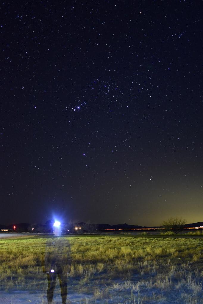 Туманность мышления, США, © Фелици Тибл Суперс, Финалист категории «Молодёжная», Фотоконкурс «Ночной пейзаж» — Photo Nightscape Awards