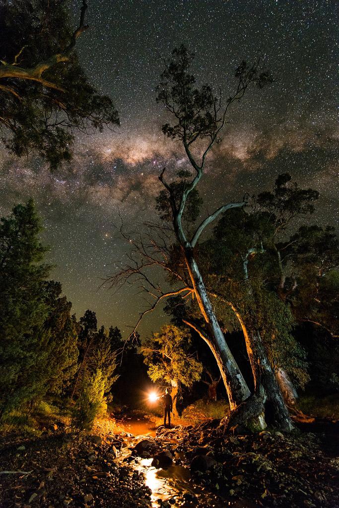 Поиск красоты природы, Австралия, © Ян Инверарити, Финалист категории «Ночной пейзаж», Фотоконкурс «Ночной пейзаж» — Photo Nightscape Awards