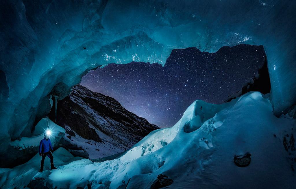 Мистер Большая Медведица, Швейцария, © Николас Роеммельт, Финалист категории «Ночной пейзаж», Фотоконкурс «Ночной пейзаж» — Photo Nightscape Awards