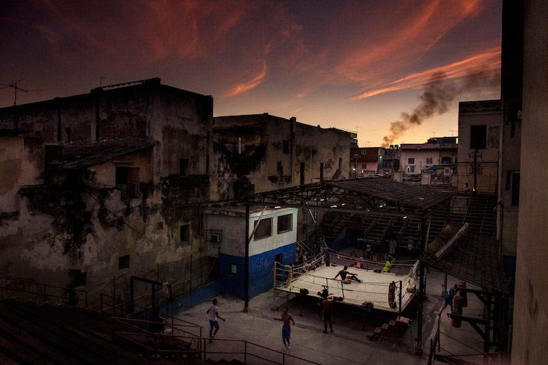 Куба, © Майкл Чиагло / «Хьюстонская хроника», Первое место в категории «Спортивный отдых», Фотоконкурс Pictures of the Year International — POY