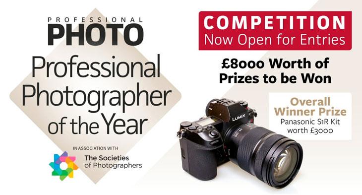 Фотоконкурс «Профессиональный фотограф года» от журнала Professional Photo Magazine