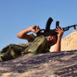 Битва в Сирте, © Станислав Крупаж, 3 место в номинации «Конфликт», Фотоконкурс «Прямой взгляд»
