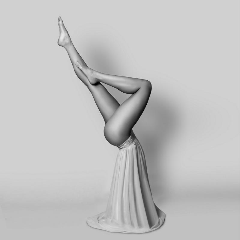 Йог, © Томас Пауле, 1-е место в категории «Изобразительное искусство», Фотоконкурс Prix de la Photographie Paris