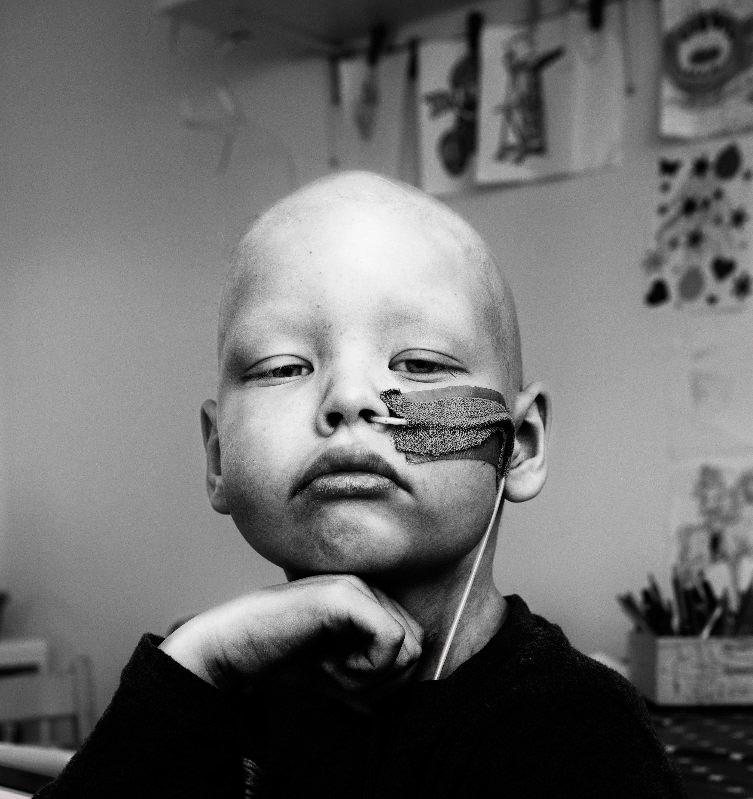 Тристан, © Андре Клеметсен, 1-е место в категории «Портрет», Фотоконкурс Prix de la Photographie Paris