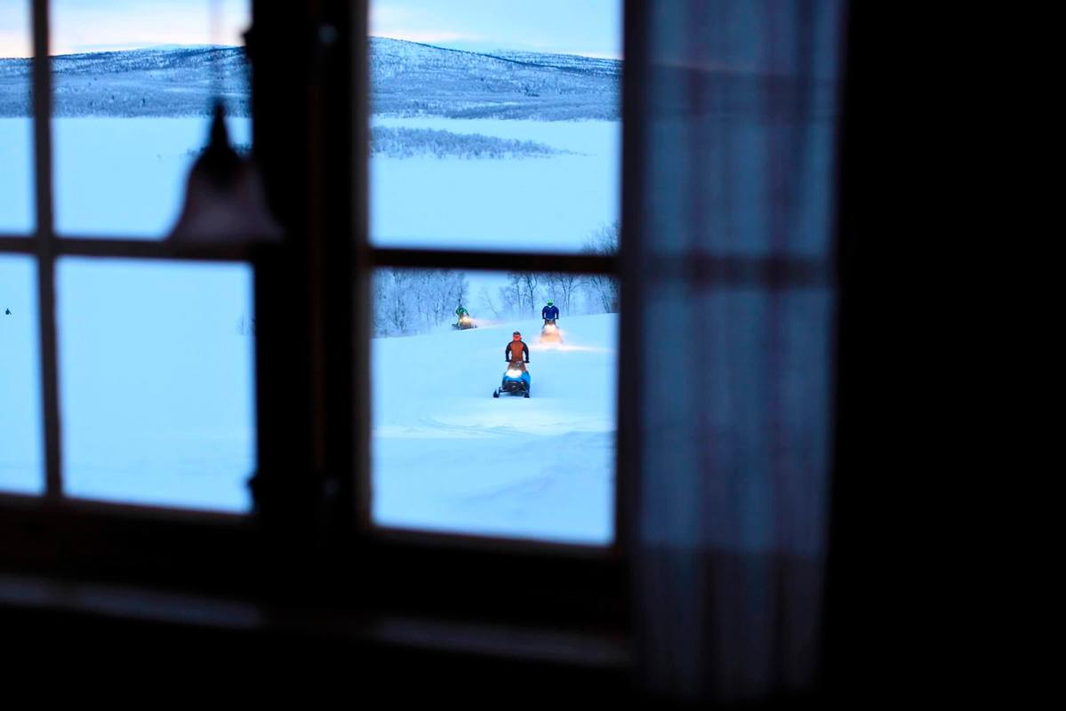 «Холодное путешествие по кулинарным просторам северной Швеции» Анники Лонгвалл