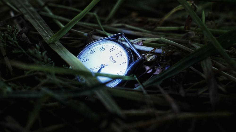 Работа «Время»: © Зозуля Алексей