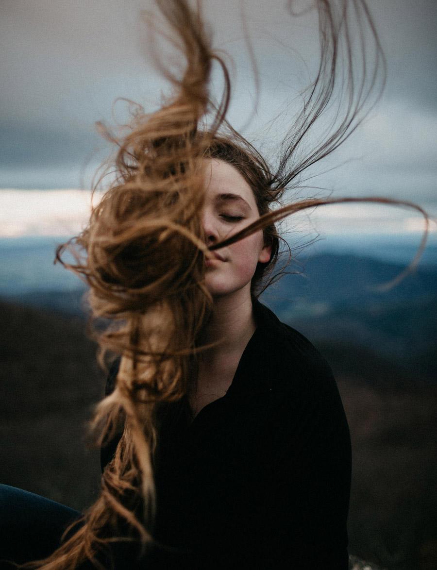 Симметрия ветра, © Истлин Брайт / Eastlyn Bright, США, Первое место, Фотоконкурс «Rangefinder Ежегодник»
