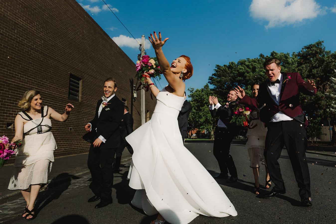 Когда в воздушном шаре конфетти, © Люси Спарталис / Lucy Spartalis, Австралия, Первое место, Фотоконкурс «Rangefinder Ежегодник»