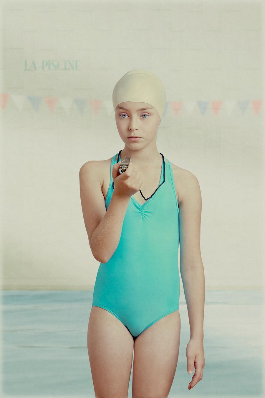 Бриджит, © Лиза Саад, Ричмонд, Австралия, Призёр категории «Коммерческая», Фотоконкурс «Портрет» — The Portrait
