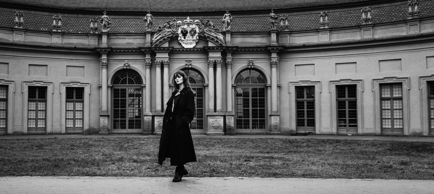 Зимние прогулки, © Билли Циатас, Лименас Тасос, Кавала, Греция, Призёр категории «Мода / Редакционная», Фотоконкурс «Портрет» — The Portrait