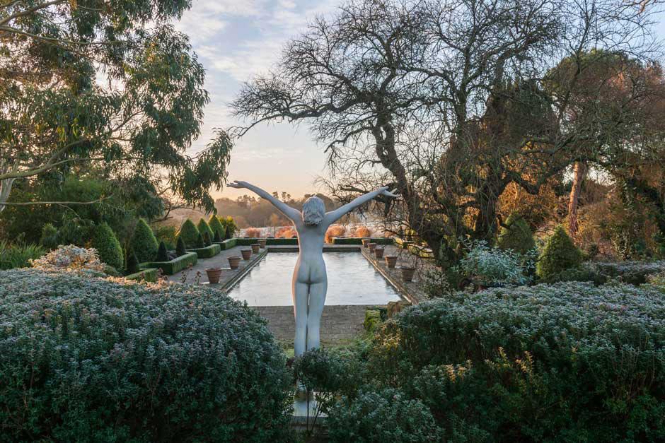 Итальянский сад на Борде Хилл зимой, © Джон Гловер, 2 место в категории «Праздник садов», Фотоконкурс RHS Photographic