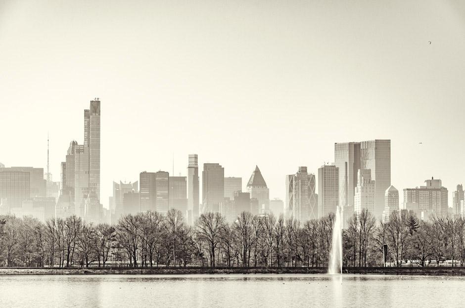 Центральный парк, Нью-Йорк, © Анхель Торрес Эскаланте, 2 место в категории «Городское садоводство», Фотоконкурс RHS Photographic