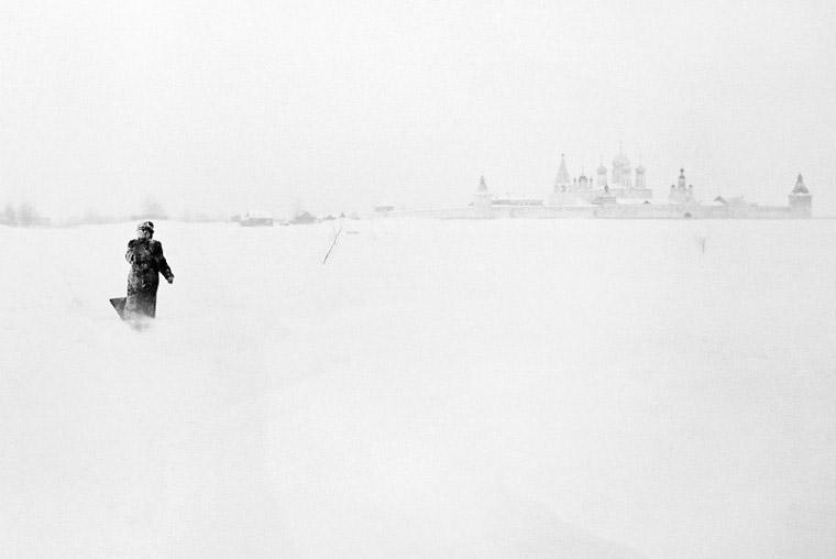 В провинции зимой, © Сергей Косолапов (г. Чебоксары), Чебоксарский фотосайт (фотоклуб), Всероссийский фотоконкурс «Россия — отчий дом»