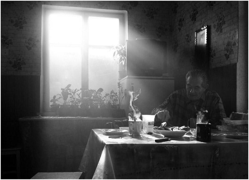 Чайное утро, © Александр Жаворонков, Народный фотоклуб «Колос», Всероссийский фотоконкурс «Россия — отчий дом»