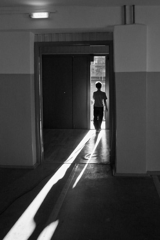 © Отражение, из серии «Деревенская жизнь», Всероссийский фотоконкурс «Россия — отчий дом»