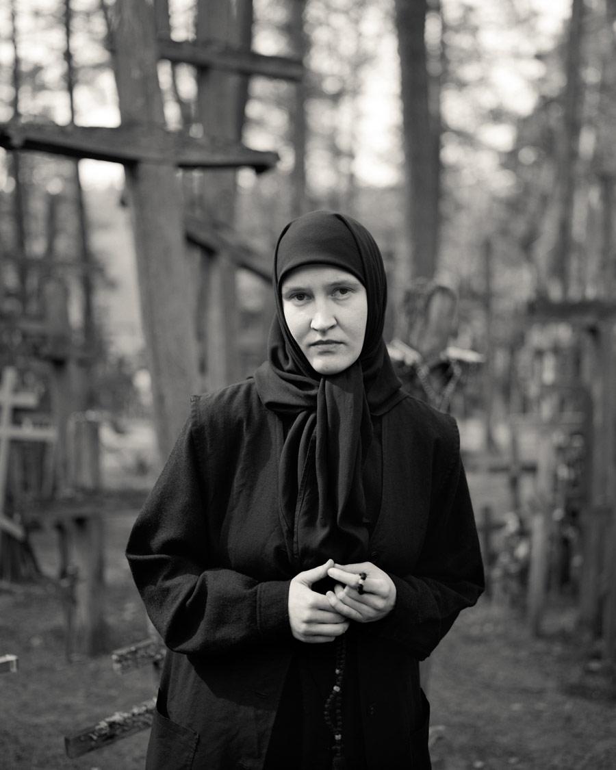 Сестра Агнес. Из серии «Обет», © Элис Томлинсон, Великобритания, Серебряная награда, Фотоконкурс RPS International Photography Exhibition (IPE)