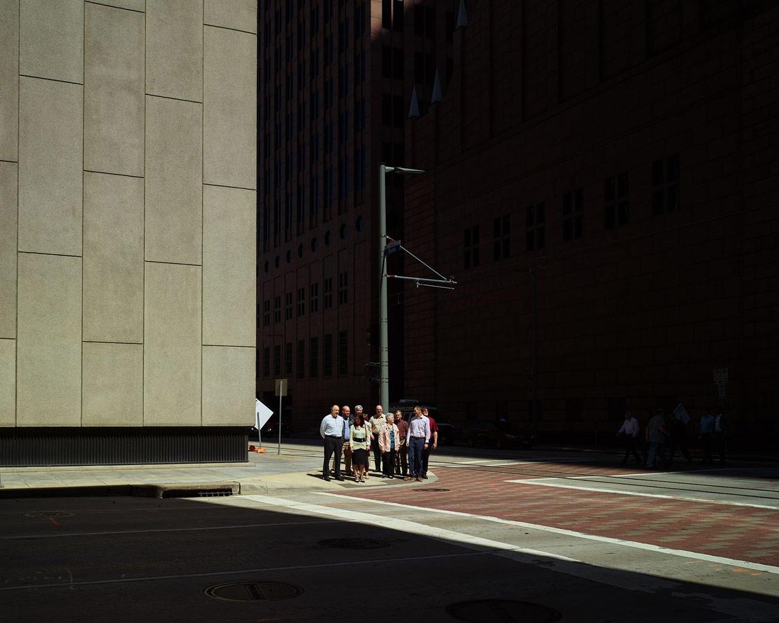 Перекрёсток меланхолии (Луизиана, Хьюстон), © Оли Келлетт, Великобритания, Бронзовая награда, Фотоконкурс RPS International Photography Exhibition (IPE)