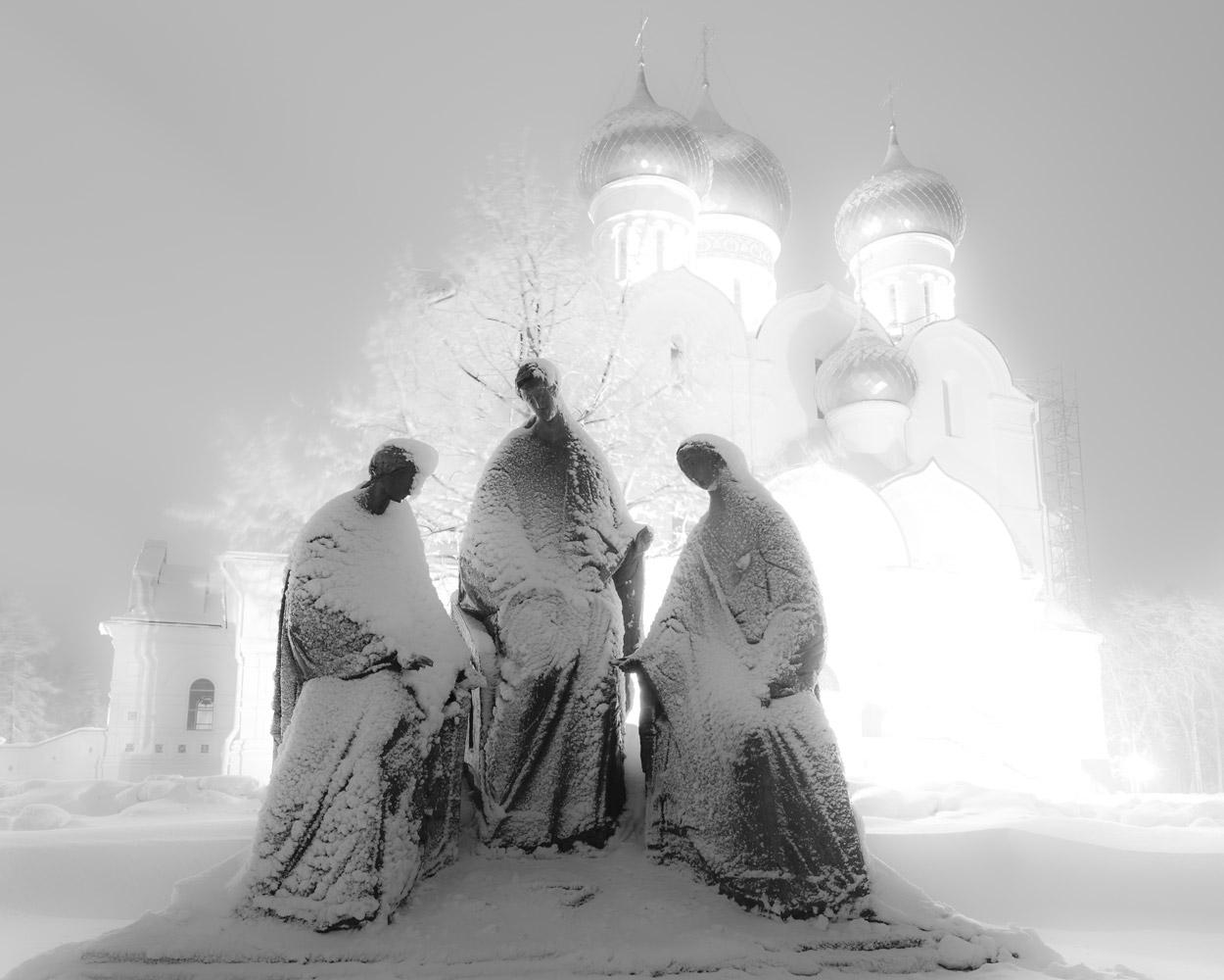 Троица, © Илья Бесхлебный, Ярославль, 1 место, Фотоконкурс «Русская цивилизация»