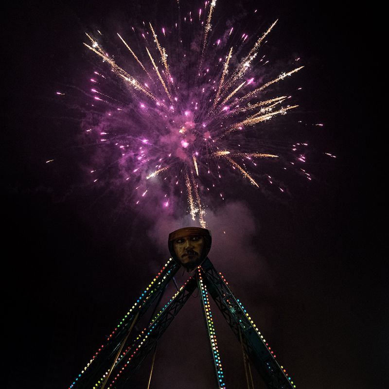 С новым годом, © Александр Лукьяненко, Победитель в категории «Событие», Фотопремия IPA Россия