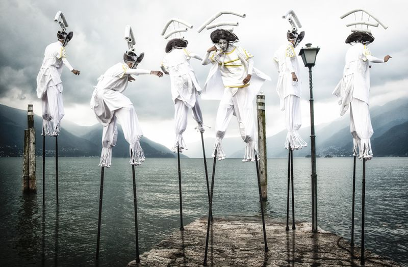 Мир больших людей, © Оксана Морозюк, Победитель в категории «Изобразительное искусство», профессионалб Фотопремия IPA Россия