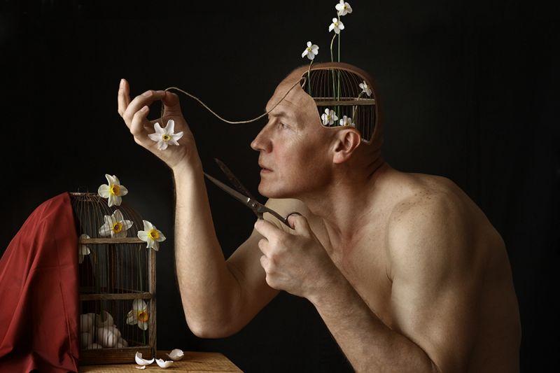 Иллюзия взаимности, © Александр Ковязин, Победитель в категории «Особая», профессионалб Фотопремия IPA Россия
