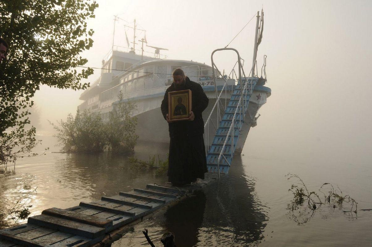 Андрей Шапран, Россия
