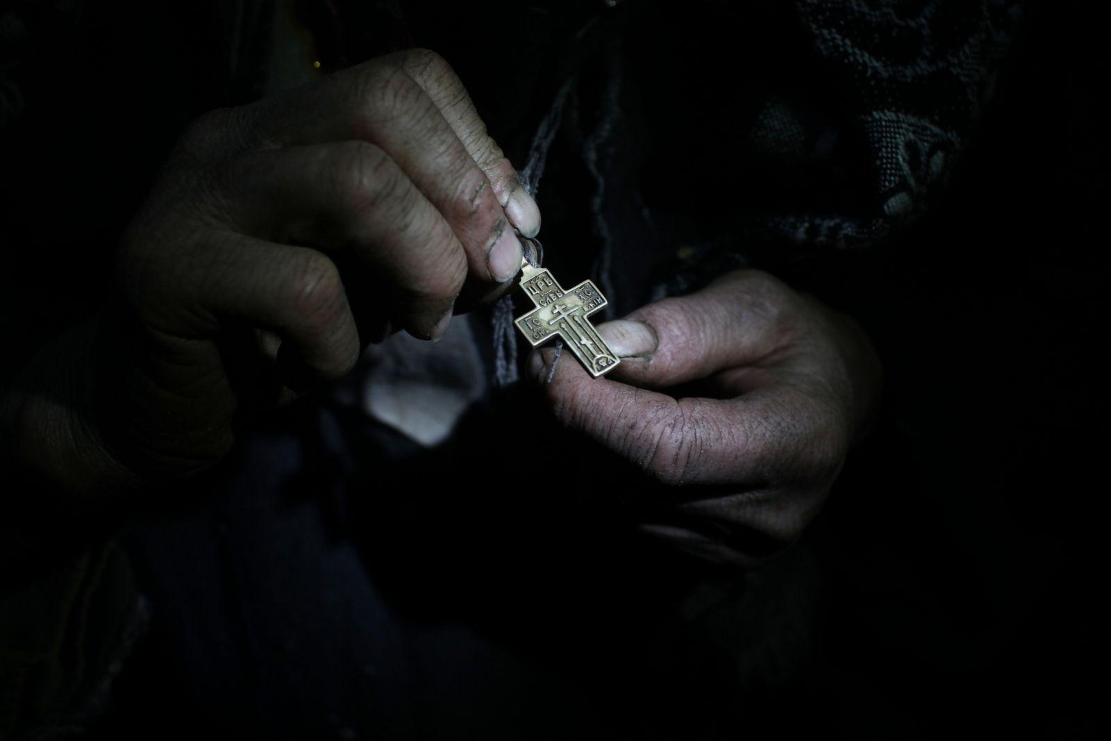 Агафьин крест, © Вера Костамо, Финалист фотоконкурса «Самая красивая страна – 2018»