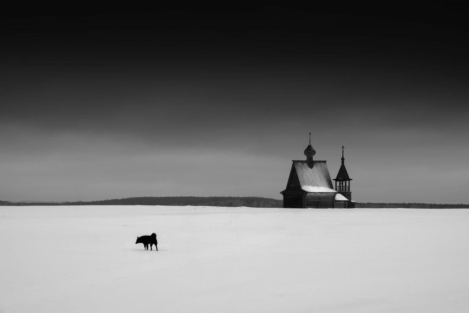 Кенозерский минимализм, © Алексей Оборотов, Финалист фотоконкурса «Самая красивая страна – 2018»
