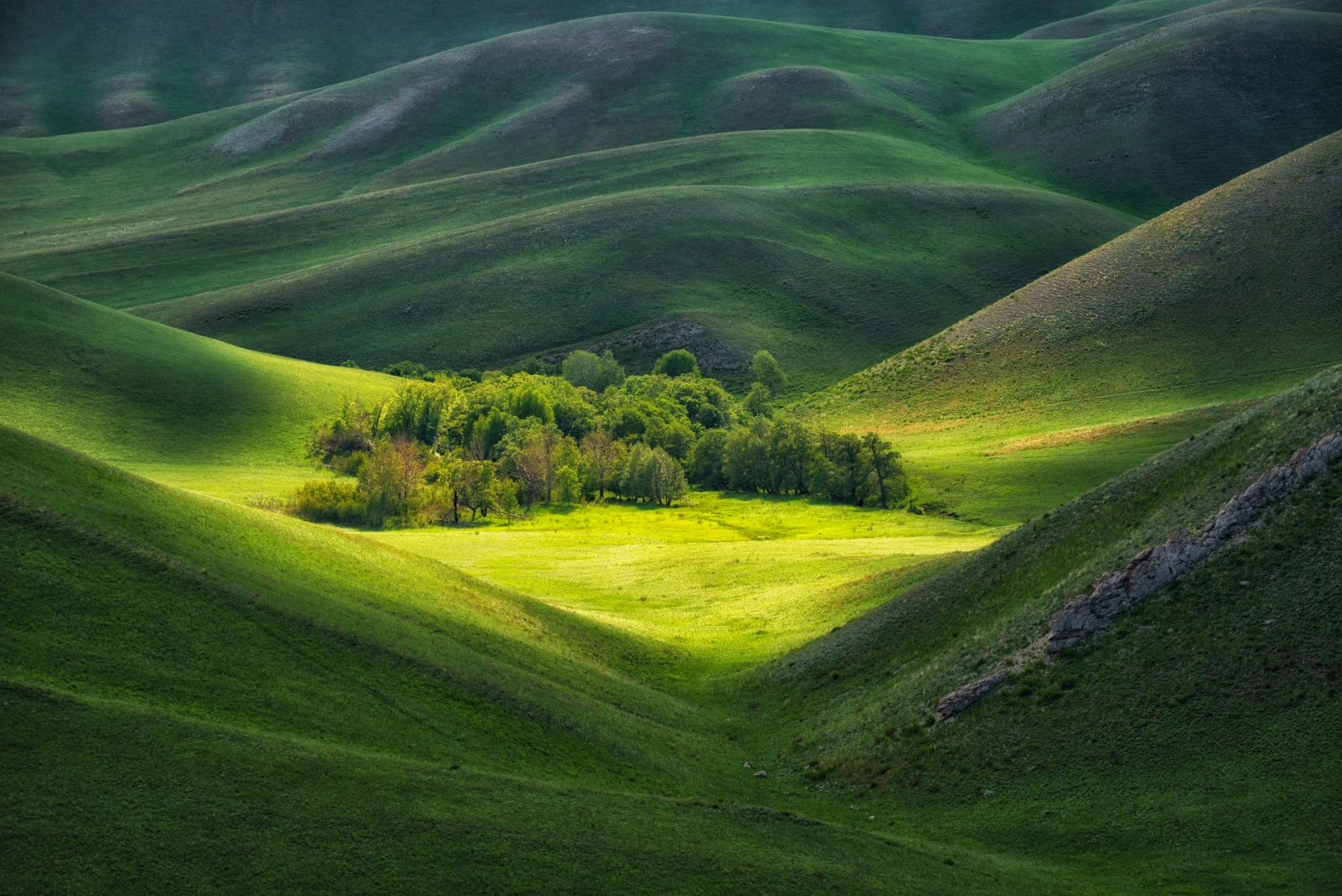Бархатные склоны Урала, © Андрей Грачев, Финалист фотоконкурса «Самая красивая страна – 2018»