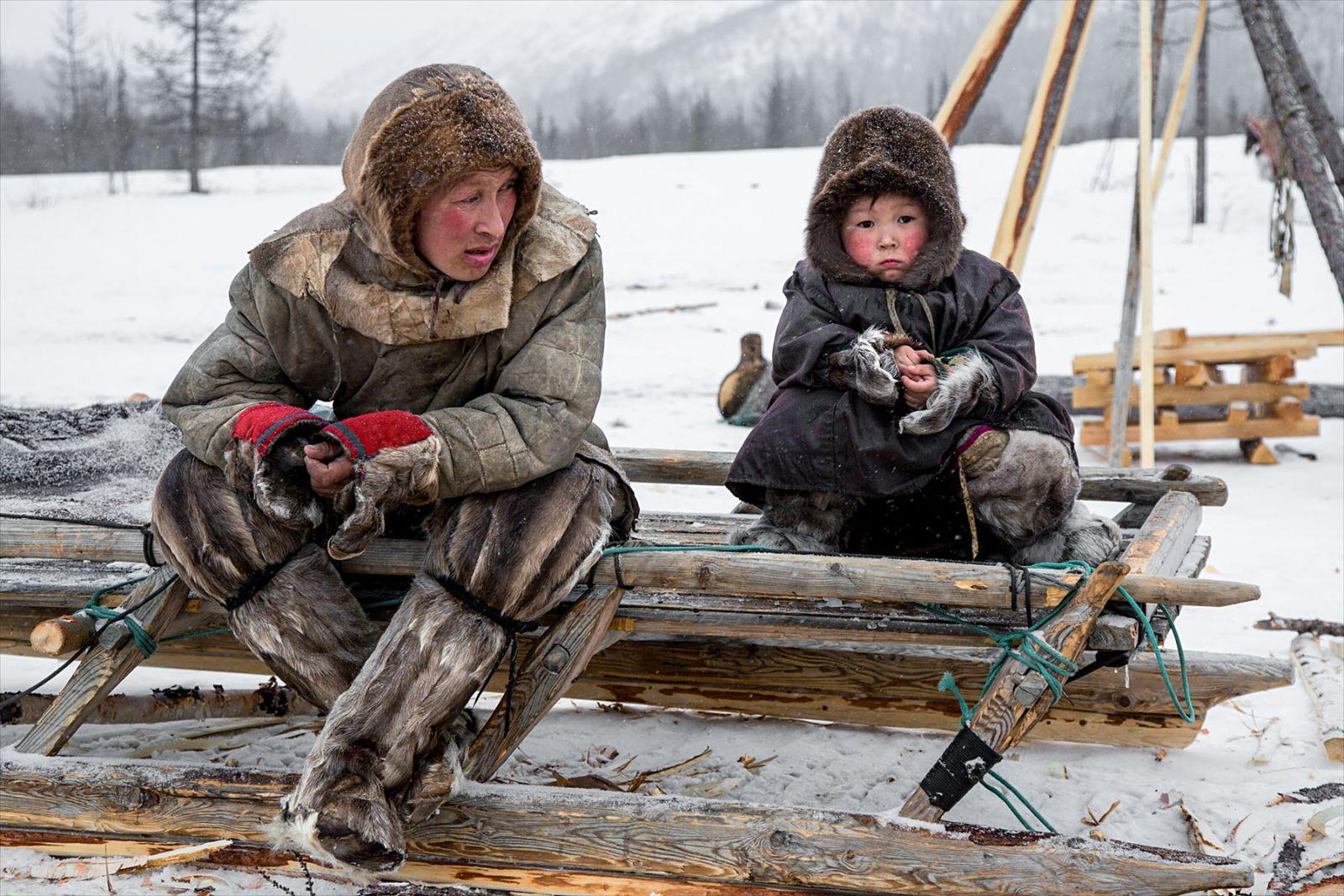 Тяжёлый разговор с отцом, © Павел Жигалов, Финалист фотоконкурса «Самая красивая страна – 2018»
