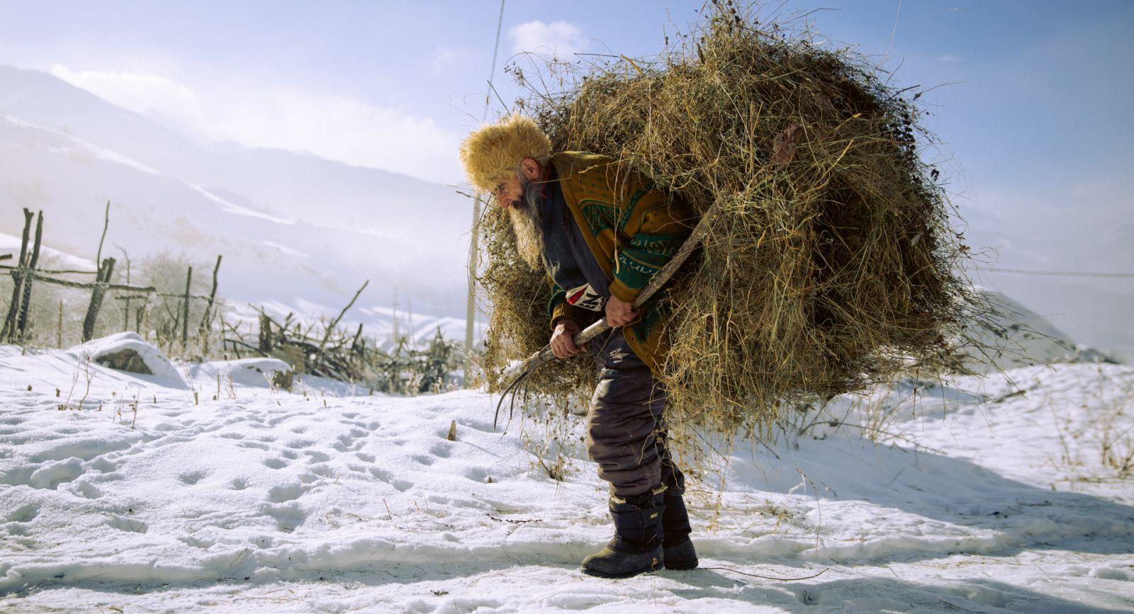Серия фотографий «Горец Виктор Амбалов», © Заур Тедеев, Финалист фотоконкурса «Самая красивая страна – 2018»