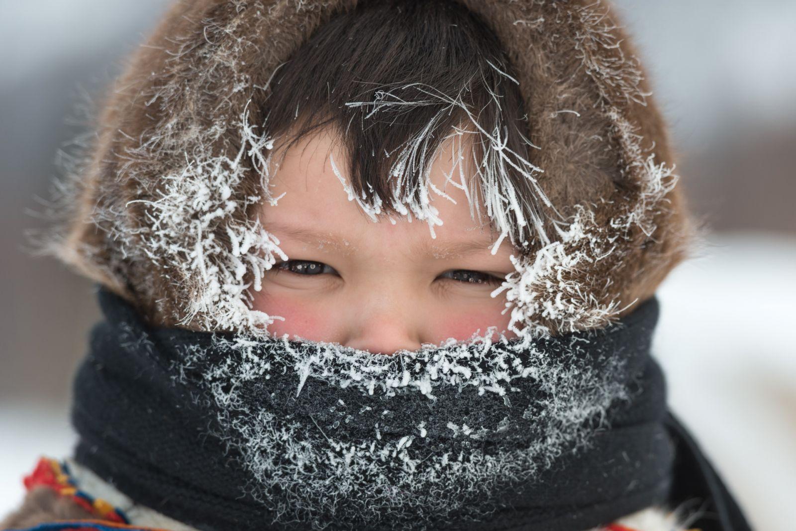 Морозный денёк, © Светлана Горбатых, Финалист фотоконкурса «Самая красивая страна – 2018»