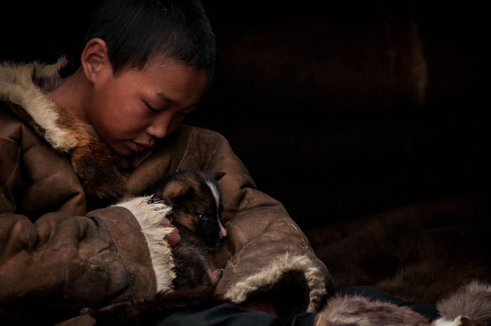 Дети тундры, © Григорий Цидулко, Финалист фотоконкурса «Самая красивая страна – 2018»