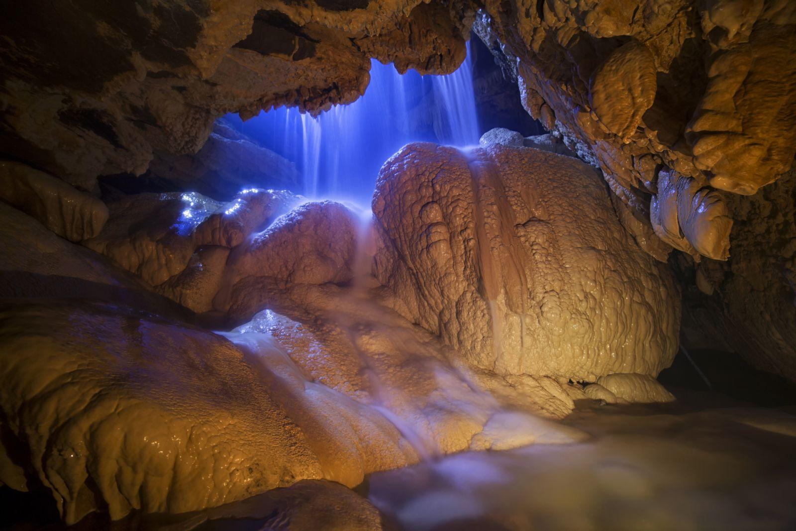 Пещера Жёлтая, © Елена Пахалюк, Финалист фотоконкурса «Самая красивая страна – 2018»
