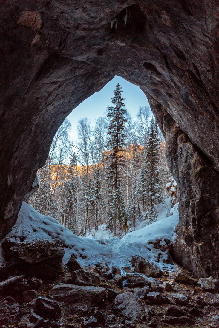 Взгляд из подземного мира, © Евгений Кожевников, Финалист фотоконкурса «Самая красивая страна – 2018»
