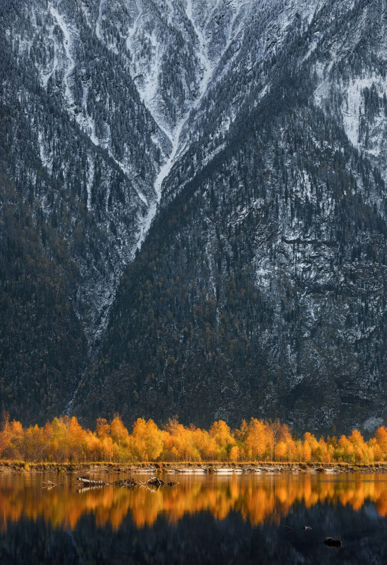 Между летом и зимой..., © Владислав Соколовский, Финалисты конкурса «Самая красивая страна – 2019»