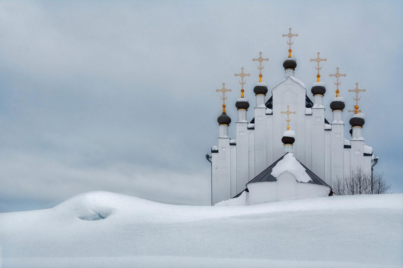 Веркола, © Владимир Зайцев