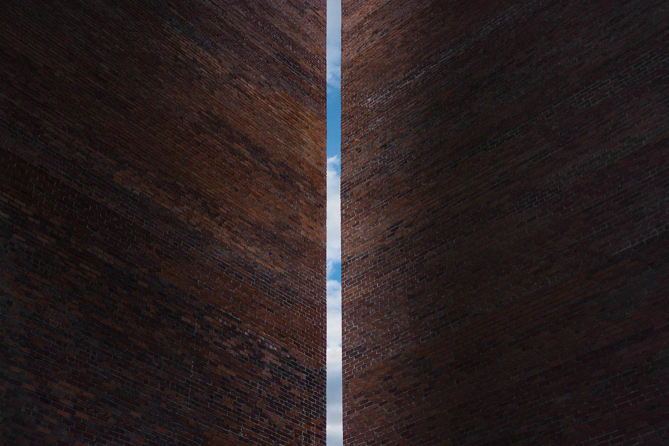 Белая полоса, © Глеб Клементьев