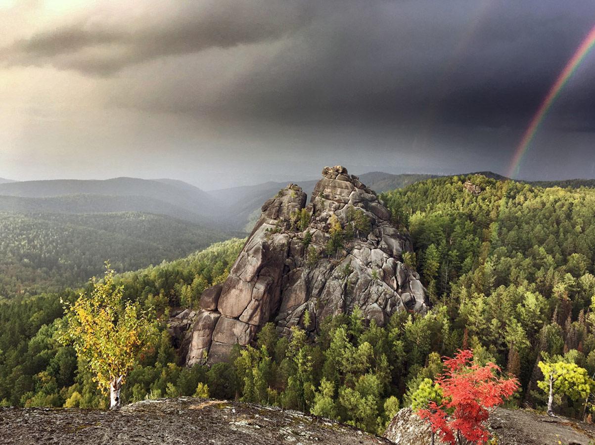 Осенние краски, © Марк Базуев