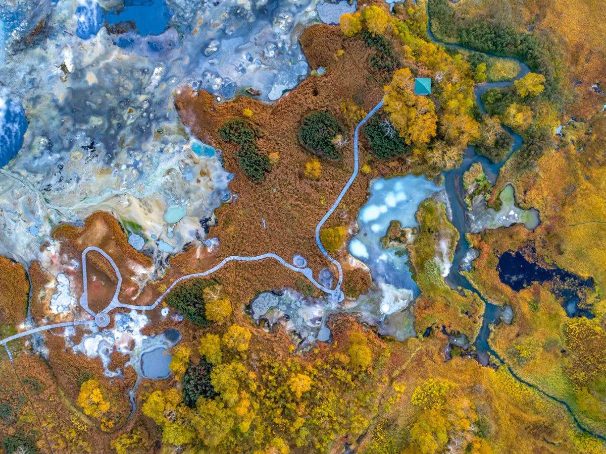 Осенний Узон, © Дмитрий Моисеенко
