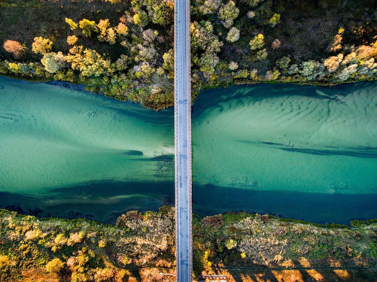 Мост через реку Дон, © Константин Толоконников