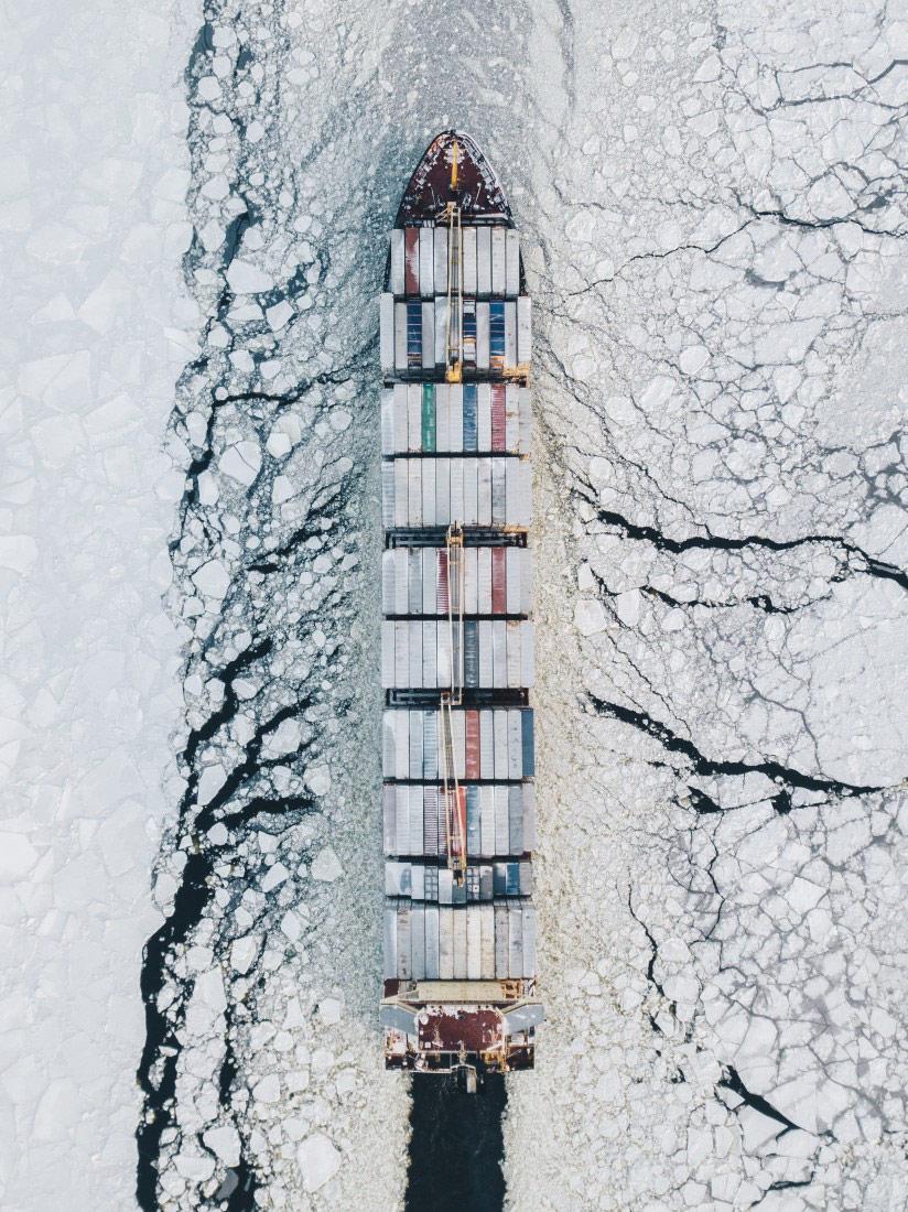 Фарватер, © Александр Сухарев