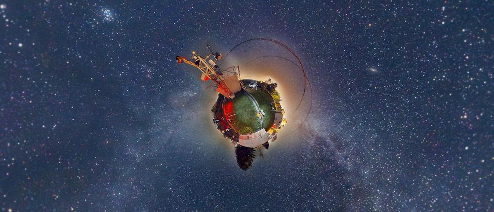 Планета, © Палиенко Илья, Фотоконкурс «Стихии науки»