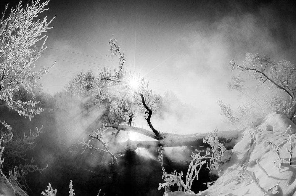 Луч света в темном царстве, © Митрофанова Елизавета, Фотоконкурс «Стихии науки»