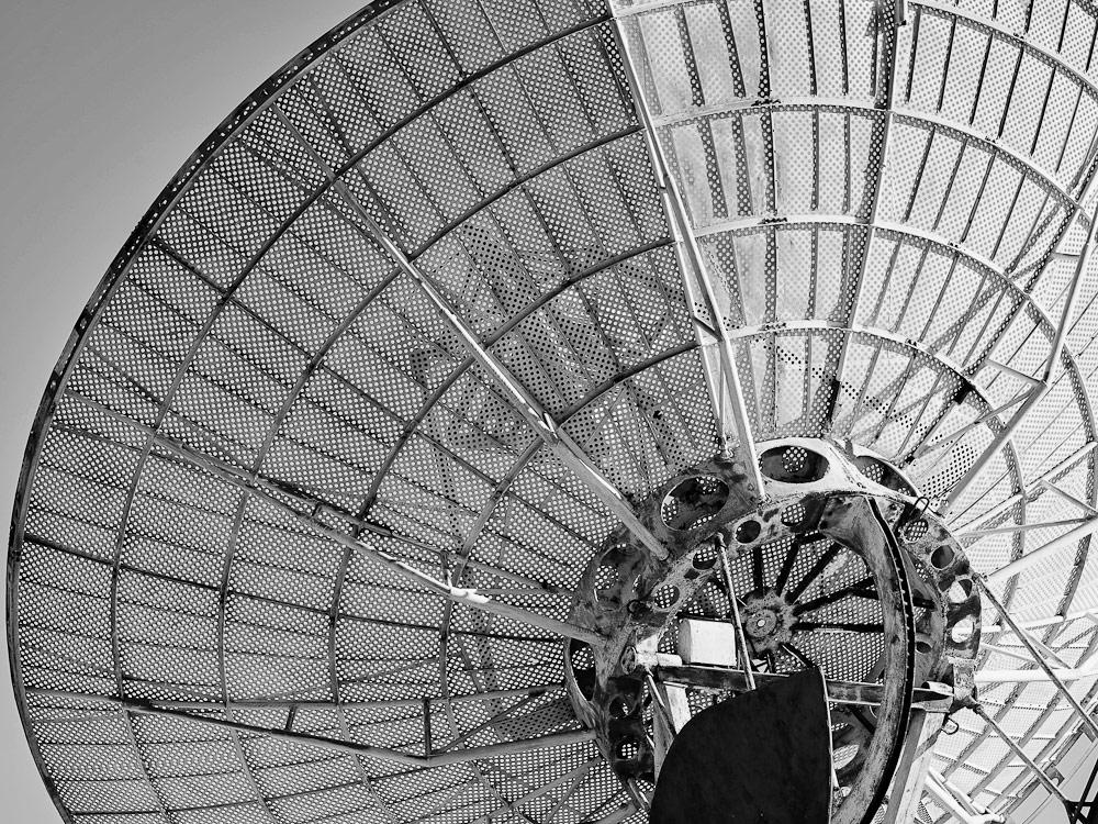 Радиотелескоп, © Палиенко Илья, Фотоконкурс «Стихии науки»