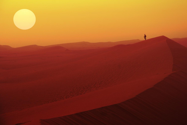 © Хесем Альхумейд, Фотоконкурс «Шёлковый путь глазами молодёжи»