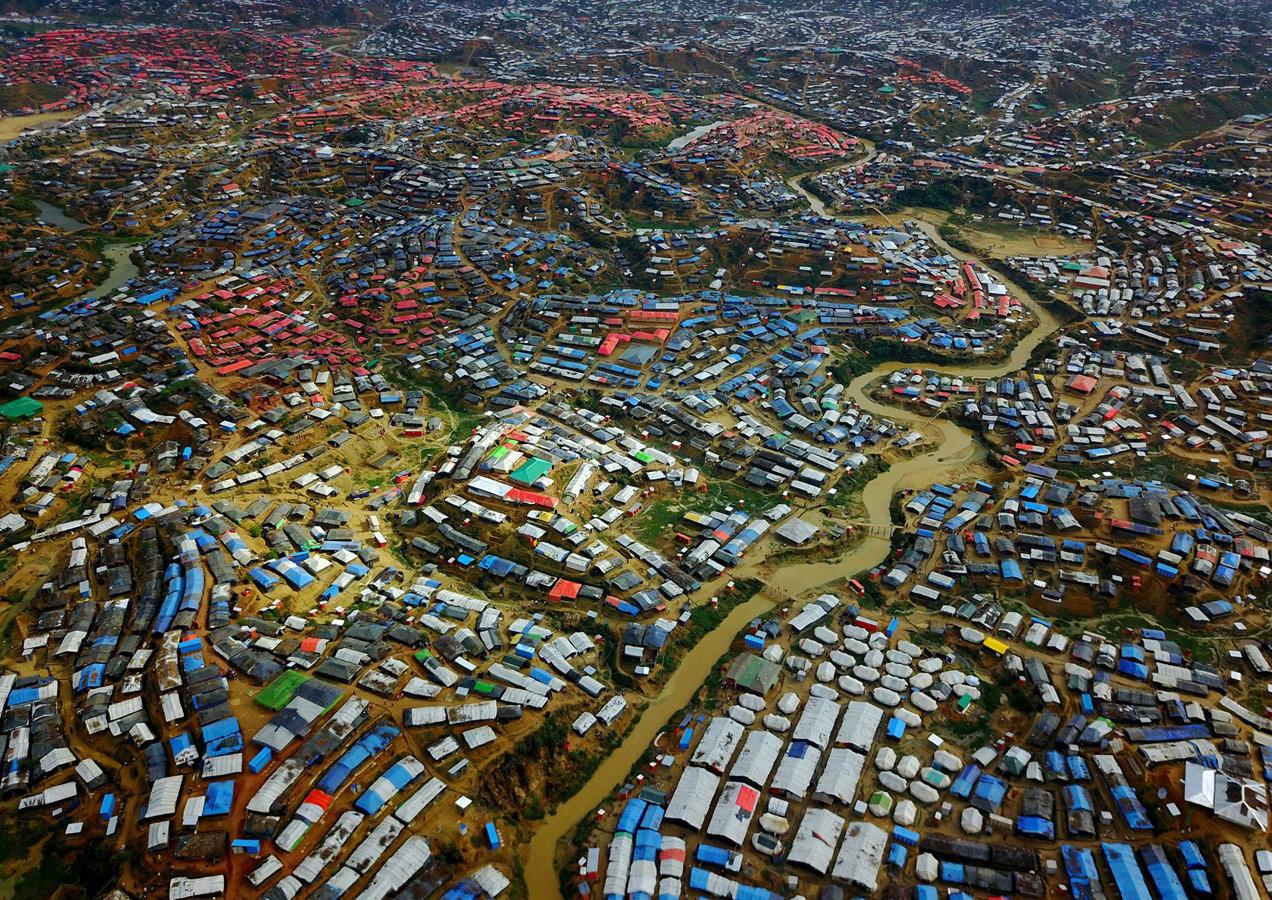 Ненужные, Рохинджа, © Паула Бронштейн, США, 3 место, Фотоконкурс Siena