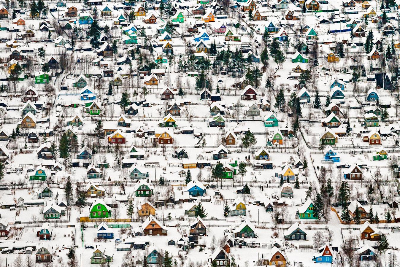 Игрушечные дома, © Фёдор Савинцев, Россия, 1 место, Фотоконкурс Siena